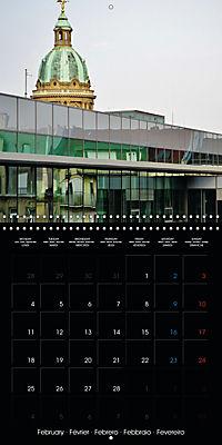 Over the Roofs of Mannheim (Wall Calendar 2019 300 × 300 mm Square) - Produktdetailbild 2