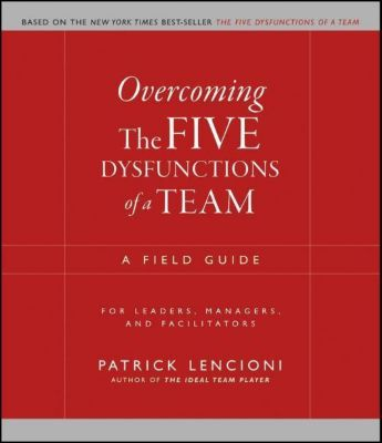Overcoming the Five Dysfunctions of a Team, Patrick M. Lencioni