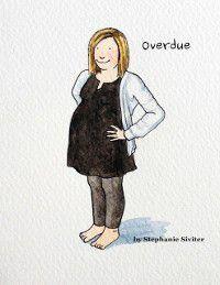Overdue, Stephanie Siviter