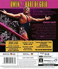 Owen Hart - Hart of Gold - Produktdetailbild 1