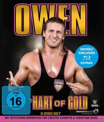 Owen Hart - Hart of Gold, Owen Hart