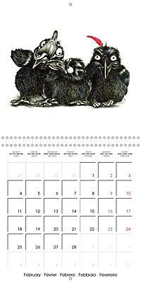 owls and mates 2019 (Wall Calendar 2019 300 × 300 mm Square) - Produktdetailbild 2