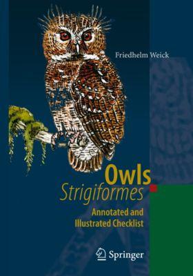 Owls (Strigiformes), Friedhelm Weick