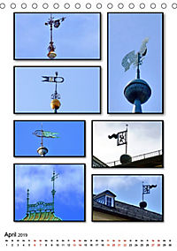 Owwe un unne - Heidelbergs Altstadt neu entdecken (Tischkalender 2019 DIN A5 hoch) - Produktdetailbild 4