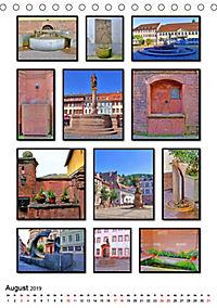 Owwe un unne - Heidelbergs Altstadt neu entdecken (Tischkalender 2019 DIN A5 hoch) - Produktdetailbild 8