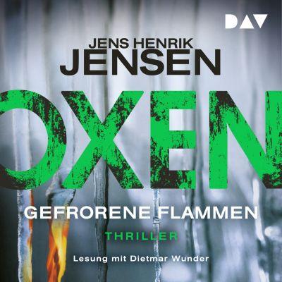 Oxen: Oxen. Gefrorene Flammen, Jens Henrik Jensen