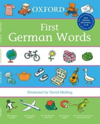 Oxford First German Words, Neil Morris