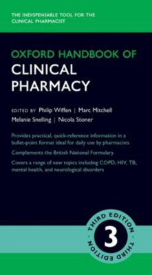 Oxford Medical Handbooks: OXF HANDBOOK CLINICAL PHARMACY 3E