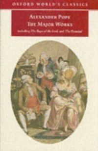 Oxford World's Classics: Major Works, Alexander Pope