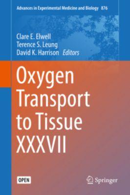 Oxygen Transport to Tissue XXXVII