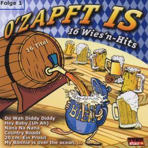 Ozapft Is - 16 Wiesn Hits Vol.1, Diverse Interpreten