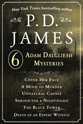 P. D. James's Adam Dalgliesh Mysteries, P. D. James
