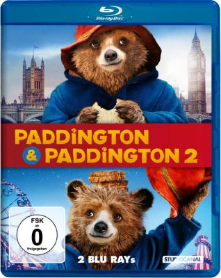 Paddington 1 & 2, Michael Bond