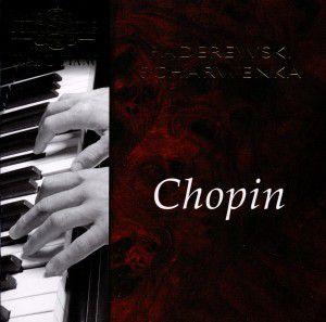 Paderewski Plays Chopin, Ignacy Jan Paderewski, Xaver Scharwenka