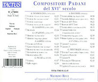 Paduanische Kompositionen - Produktdetailbild 1