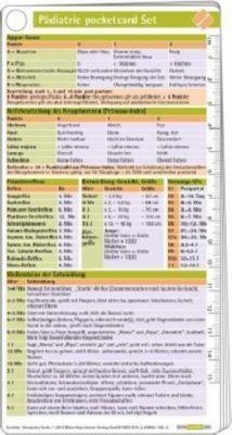 Pädiatrie pocketcard Set, Kartenfächer - Alexandra Fuchs pdf epub
