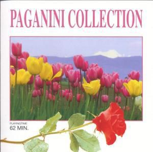 Paganini Collection, Diverse Interpreten