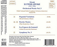 Paganini-Variationen/Sinf.3/+ - Produktdetailbild 1