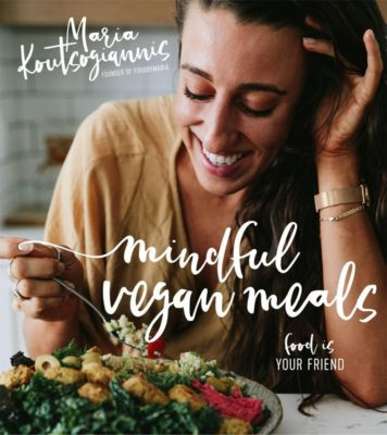 Page Street Publishing: Mindful Vegan Meals, Maria Koutsogiannis