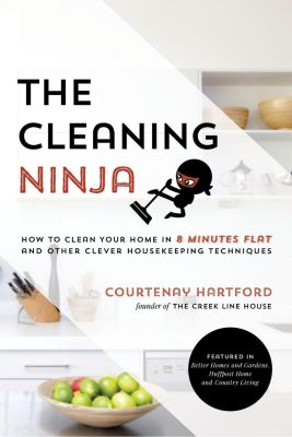 Page Street Publishing: The Cleaning Ninja, Courtenay Hartford