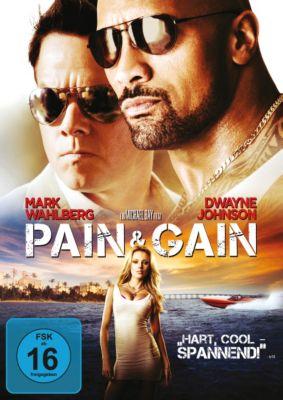 Pain & Gain, Pete Collins