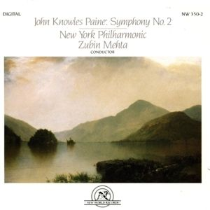 Paine: Sinfonie 2, New York Philharmonic, Zubin Mehta