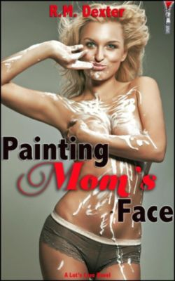 Painting Mom's Face, R.m.dexter