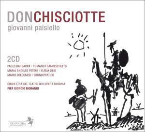 Paisiello: Don Chisciotte, Morandi, Barbacini, Franceschetto