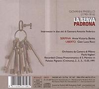 Paisiello: La Serva Padrona - Produktdetailbild 1