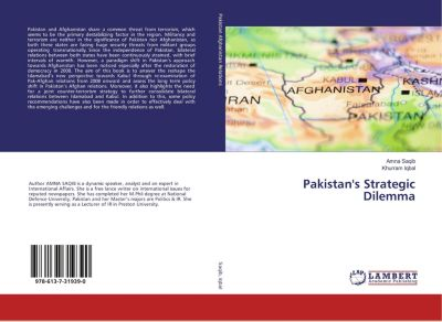 Pakistan's Strategic Dilemma, Amna Saqib, Khurram Iqbal