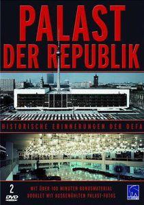 Palast der Republik - Historische Erinnerungen der DEFA, Diverse Interpreten