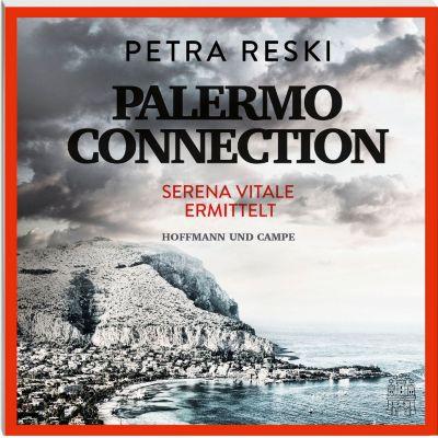 Palermo Connection, 4 Audio-CDs, Petra Reski