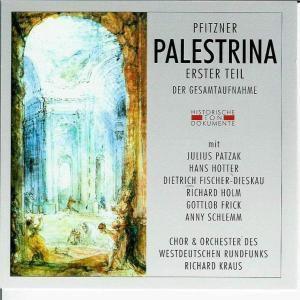Palestrina-Erster Teil, Chor & Orch.Des Westdeutschen Rundfunks