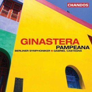 Pampeana, Gabriel Castagna, Bes