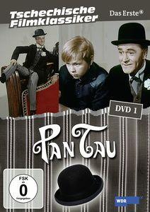 Pan Tau - 7 Episoden, DVD, Ota Hofmann, Jindrich Polàk