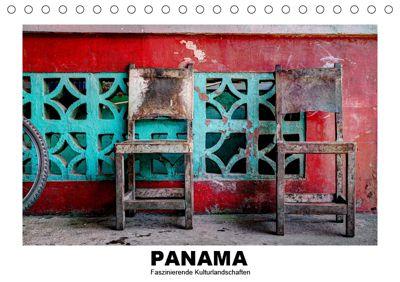 Panama - Faszinierende Kulturlandschaften (Tischkalender 2019 DIN A5 quer), Christian Hallweger