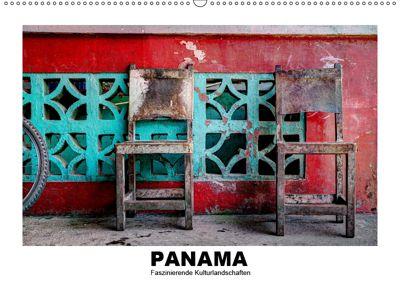 Panama - Faszinierende Kulturlandschaften (Wandkalender 2019 DIN A2 quer), Christian Hallweger