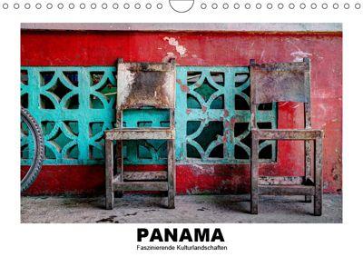 Panama - Faszinierende Kulturlandschaften (Wandkalender 2019 DIN A4 quer), Christian Hallweger