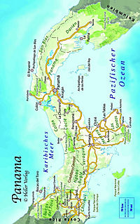 Panama Highlights - Produktdetailbild 1
