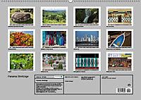 Panama - Streifzüge durch atemberaubende Küsten-, Berg- und Stadtlandschaften (Wandkalender 2019 DIN A2 quer) - Produktdetailbild 12