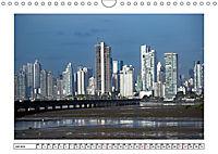 Panama - Streifzüge durch atemberaubende Küsten-, Berg- und Stadtlandschaften (Wandkalender 2019 DIN A4 quer) - Produktdetailbild 1