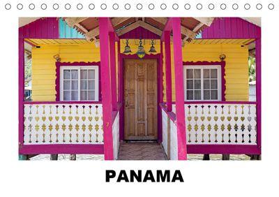 Panama - Streifzüge durch atemberaubende Küsten-, Berg- und Stadtlandschaften (Tischkalender 2019 DIN A5 quer), Christian Hallweger