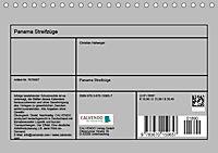 Panama - Streifzüge durch atemberaubende Küsten-, Berg- und Stadtlandschaften (Tischkalender 2019 DIN A5 quer) - Produktdetailbild 13