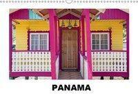 Panama - Streifzüge durch atemberaubende Küsten-, Berg- und Stadtlandschaften (Wandkalender 2019 DIN A3 quer), Christian Hallweger