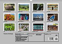 Panama - Streifzüge durch atemberaubende Küsten-, Berg- und Stadtlandschaften (Wandkalender 2019 DIN A3 quer) - Produktdetailbild 13