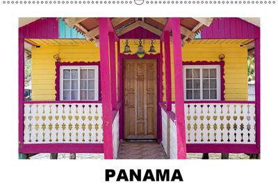 Panama - Streifzüge durch atemberaubende Küsten-, Berg- und Stadtlandschaften (Wandkalender 2019 DIN A2 quer), Christian Hallweger