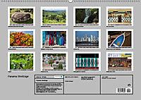 Panama - Streifzüge durch atemberaubende Küsten-, Berg- und Stadtlandschaften (Wandkalender 2019 DIN A2 quer) - Produktdetailbild 13