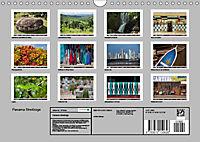 Panama - Streifzüge durch atemberaubende Küsten-, Berg- und Stadtlandschaften (Wandkalender 2019 DIN A4 quer) - Produktdetailbild 13