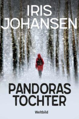 Pandoras Tochter, Iris Johansen
