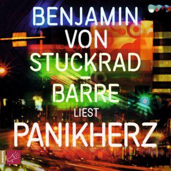 Panikherz, 13 Audio-CDs, Benjamin von Stuckrad-Barre